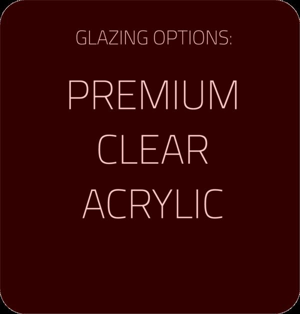 Premium Clear Acrylic