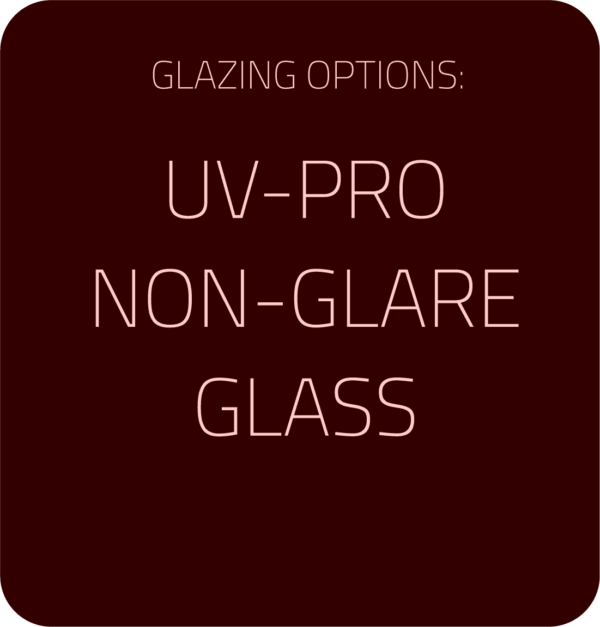 UV-Pro Non-Glare Glass